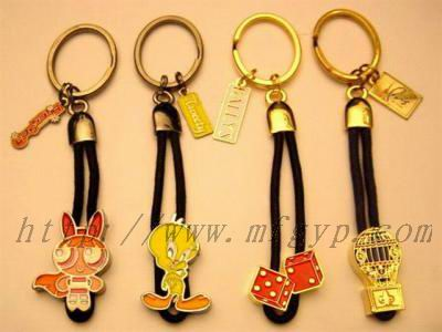 Metal Customized Keychains With Promotion Gifts