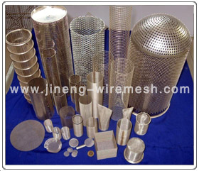 Metal Filter Softening Desalination Water Filters