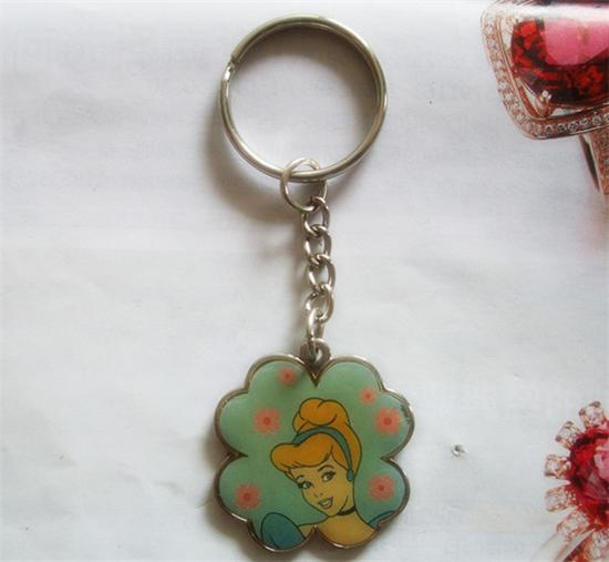 Metal Keychains Custom Made Promotion Gifts