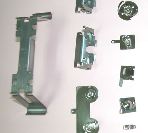 Metal Stamping Parts And Processing