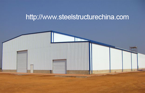 Metal Steel Structure Warehouse Building