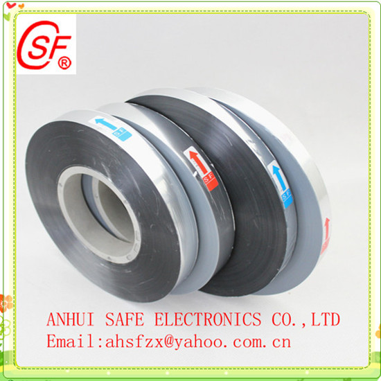 Metalized Film For Capacitor Use