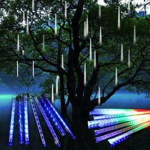 Meteor Shower Light Chirstmas Decorative Lights