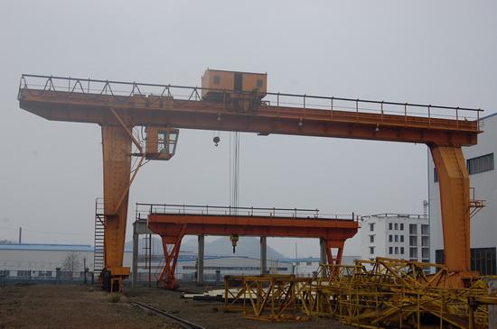 Mha Single Girder Bridge Crane 3 2 20t
