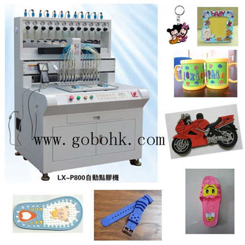 Micro Pvc Injection Moulding Machine Lx P008