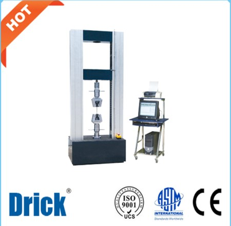 Microcomputer Controlled Universal Testing Machine