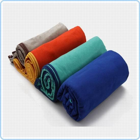 Microfiber Suede Bath Towel