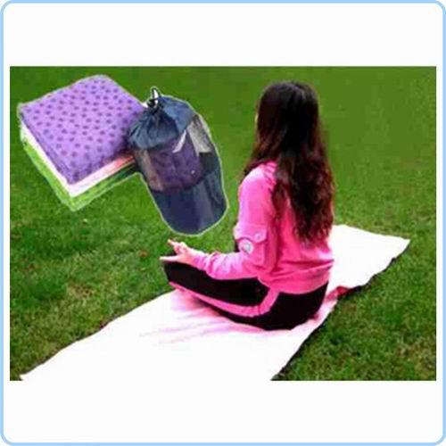 Microfiber Suede Yoga Towel