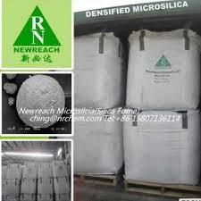 Microsilica Silica Fume Admixture Additives