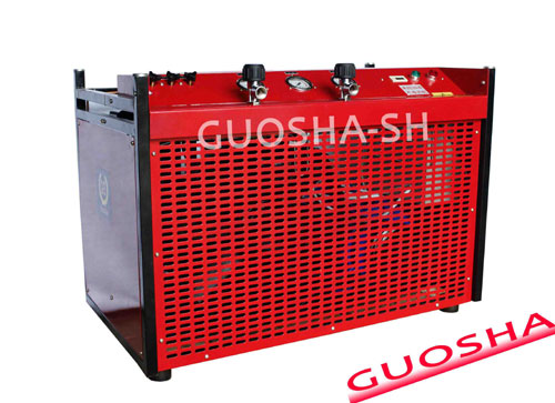 Military Air Compressor 300 Bar 30 Mpa 4500 Psi 200l Min 440v 60hz 220v 380v 50hz Gasoline