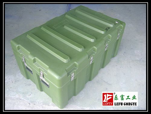 Military Security Case Large Dx Series