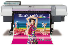 Mimaki Jv4 Series Aqueous Printers