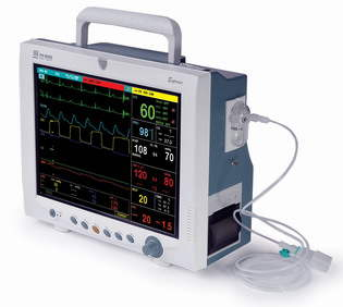 Mindray Pm 9000 Express Patient Monitor Factory New