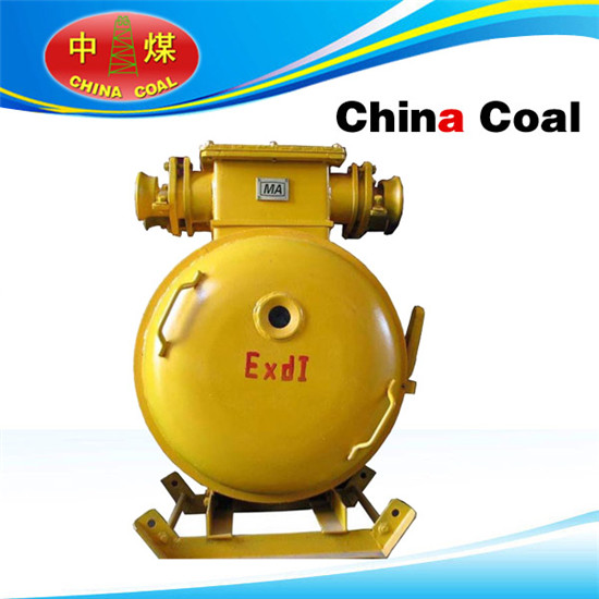 Mine Explosion Proof Vaccum Magnetic Starter