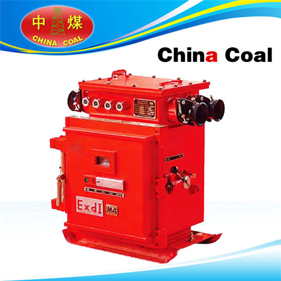 Mine Mobile Transformer Substation Explosion Proof Vacuum Switch