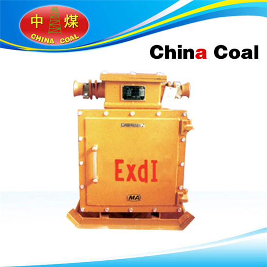 Mine Reactive Power Compensator Terminal
