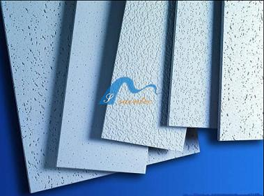 Mineral Fiber Sound Absorbing Ceiling Tiles