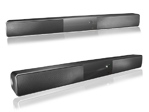 Mini Bluetooth Soundbar Speaker Sp 600