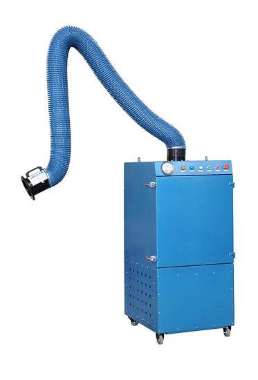 Mini Cartridge Dust Collector Welding Machine Protable Economy Smoke Purifier
