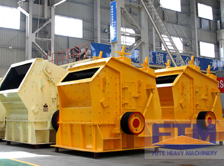 Mini Concrete Crusher