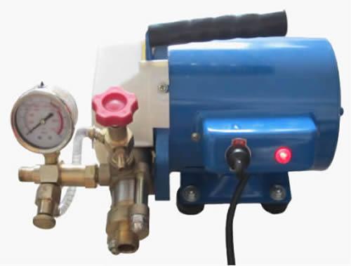 Mini Electric Pressure Test Pump