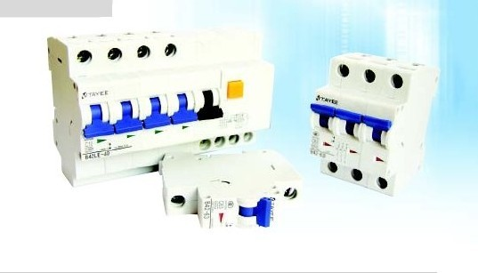 Miniature Circuit Breaker Which Have Excellent Current Limiting Characteristic