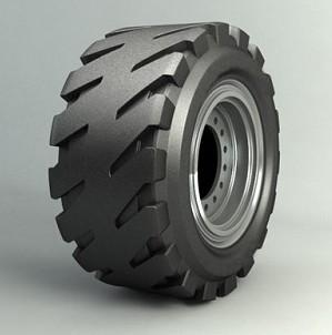 Mining Tyre Otr Solid Wheel Polyurethane Filled