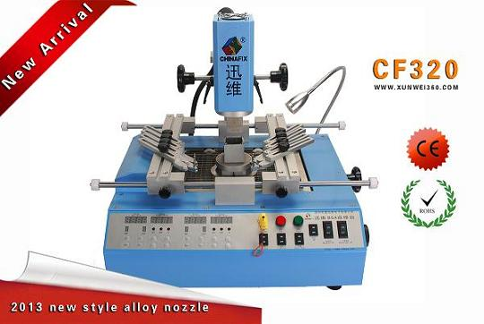 Minitype Chinafix Cf320 Bga Rework Station