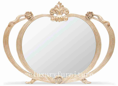 Mirror Decoration Bath Dressing Luxury Beauty Fg 128