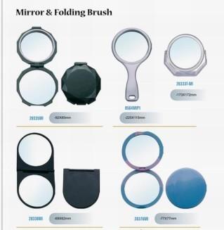 Mirror Folding Brush
