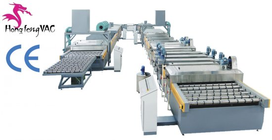 Mirror Manufacturing Equipment Glass Production Line