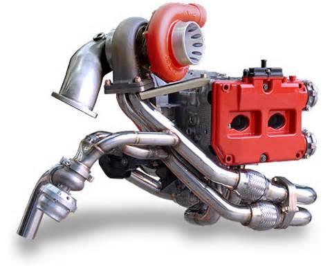 Mitsubishi Engine Turbocharger