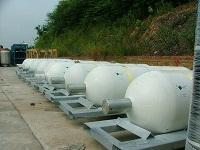 Mixed Gas Tetrafluoromethane