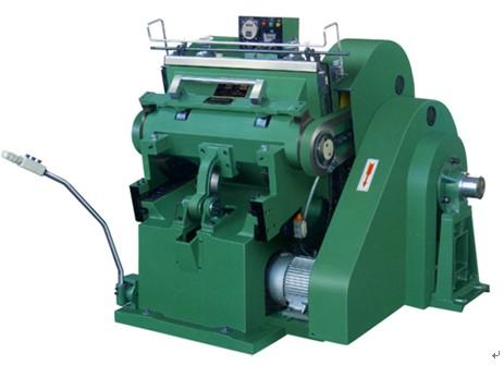 Mjrj 1 Series Creasing And Diecutting Machine 750