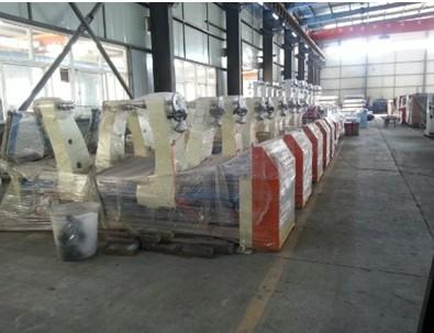 Mjrs 1 Hydraulic Mill Roll Stand