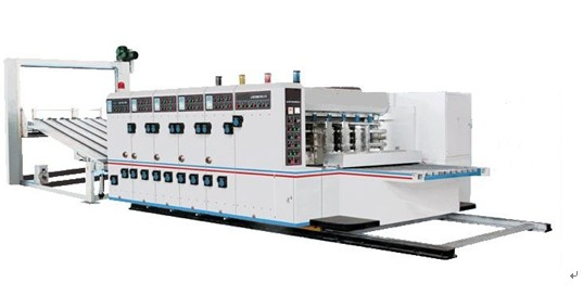 Mjzx 1 High Speed Flexo Printing Slotting And Die Cutting Machine