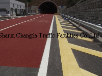 Mma Colorful Anti Skid Road Marking Paint