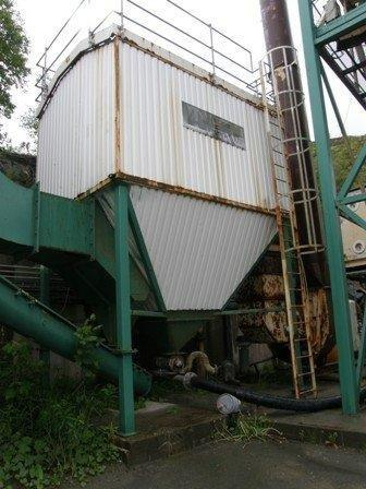 Mobile Asphalt Mixing Plant Via Nova Vn 120