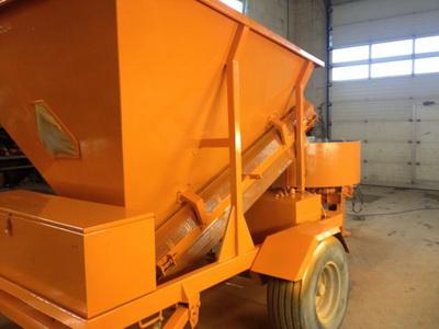 Mobile Concrete Plant 11 4 750