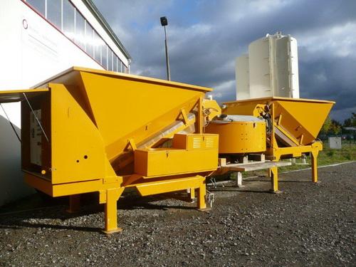 Mobile Concrete Plant F 2200