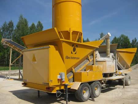 Mobile Concrete Plant M 2200