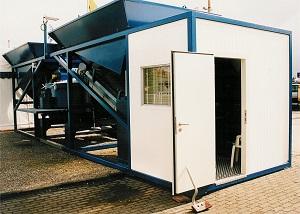 Mobile Concrete Plant Sumab 60 70