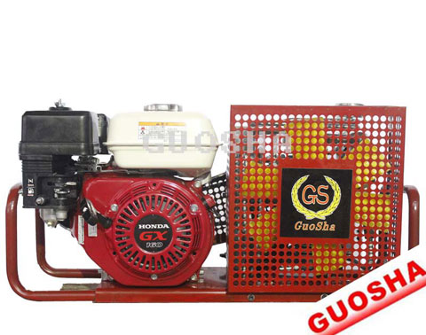 Mobile High Pressure Air Compressor 20 Mpa 3000 Psi 100l Min 440v 60hz 220v 380v 50hz Gasoline