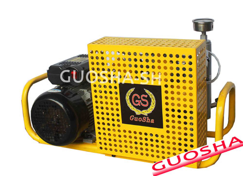 Mobile High Pressure Air Compressor 200 Bar 20 Mpa 3000 Psi 100l Min 440v 60hz 220v 380v 50hz Gasoli