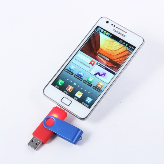 Mobile Phone And Computer Use Usb Flash Drive