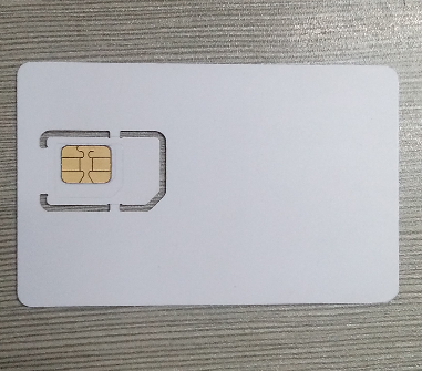 Mobile Phone Sim Card With Lte Network