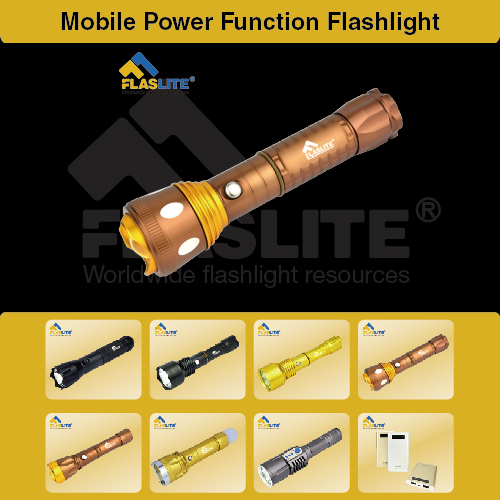 Mobile Power Function Flashlight Flaslite