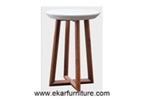 Modern End Table Living Room Wood Ot833m Ot833g