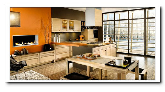 Modern Kitchen Cabinet Design For Home