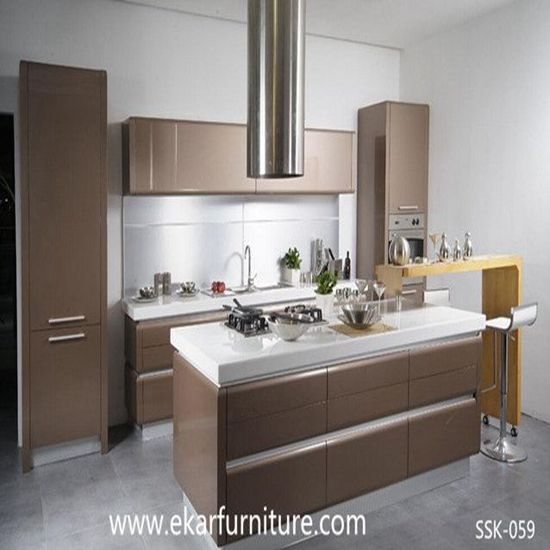 Modern Kitchen Cabinet Ssk 059